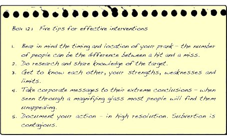 Five tips for effective interventions